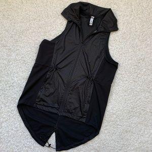 Adidas Climastorm Running Vest Black Small